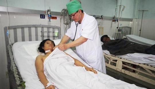 Quảng Nam: Kịp thời cứu sống một bệnh nhân mắc hội chứng Clarkson