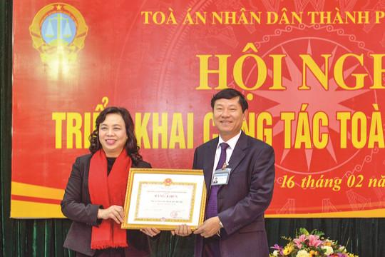 TAND TP Hà Nội: Hướng đến xây dựng Tòa án điện tử, đáp ứng yêu cầu cải cách tư pháp và hội nhập