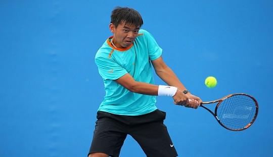 Davis Cup: Lý Hoàng Nam ra quân thắng lợi