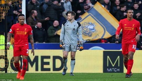 Vòng 24 Premier League: Thất vọng Liverpool
