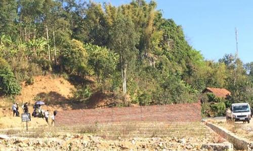 Điều tra vụ phát hiện thi thể nam giới phía sau bến xe Sơn La