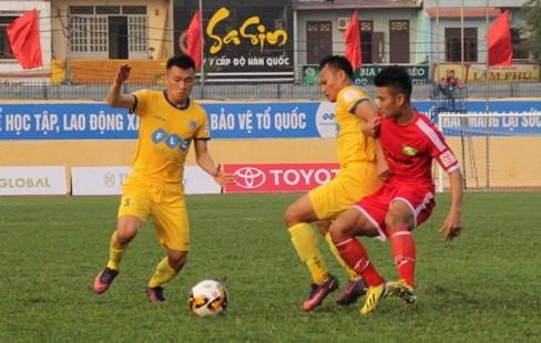 FLC Thanh Hóa liên tiếp đón tin vui trước vòng 5 V-League 2017