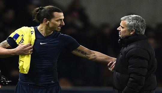 Mourinho tin Ibrahimovic sẽ ở lại Man Utd đến tận cùng