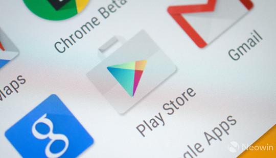Google tiến hành thử nghiệm một số cải tiến cho Play Store