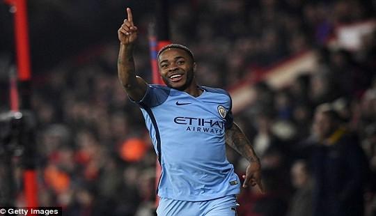 Premier League: Ngôi nhì gọi tên Man City