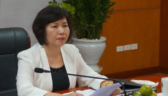 Tổng Bí thư chỉ đạo khẩn trương kiểm tra thông tin liên quan đến Thứ trưởng Hồ Thị Kim Thoa
