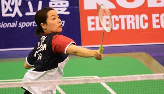 Đội tuyển Việt Nam bị loại sớm tại giải cầu lông châu Á