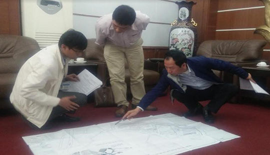 Xây dựng trạm trộn bê tông của Công ty Thành Đạt Uông Bí: Lãnh đạo thành phố phát ngôn thiếu nhất quán