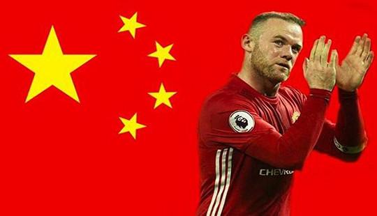 Rooney bị dao động trước mức lương gần 1 triệu bảng/tuần