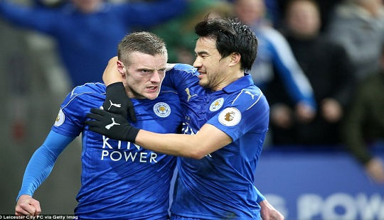 Leicester City đánh bại Liverpool khi ghế huấn luyện không còn Ranieri