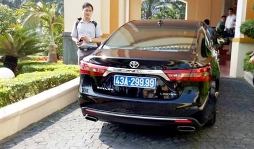 Ô tô chở Bí thư Thành ủy Đà Nẵng được trả lại cho doanh nghiệp