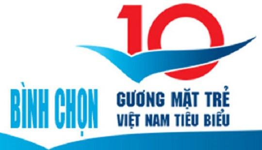 Vũ Xuân Trung được đề cử Gương mặt trẻ Việt Nam tiêu biểu 2016