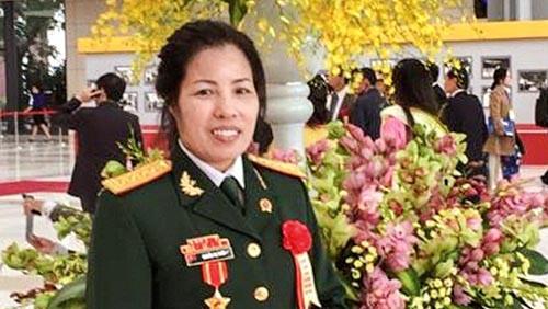 Chuyện về nữ Thẩm phán mặc áo lính