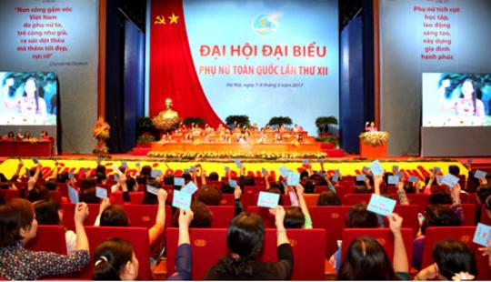 Thẩm phán Lương Ngọc Trâm tiếp tục trúng cử vào BCH Trung ương Hội LHPN Việt Nam khóa XII