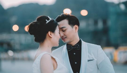 """MC Thành Trung gây """"sốt"""" với màn cầu hôn siêu lãng mạn, cực hài hước"""