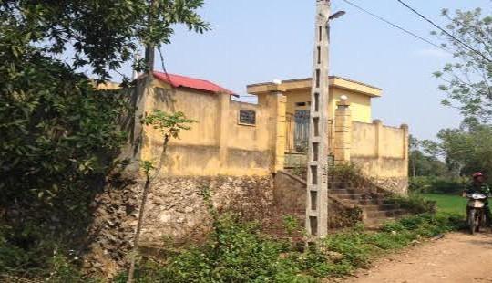 Thanh Hóa: Hàng loạt công trình tiền tỷ bỏ hoang