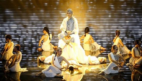 """""""Nam vương"""" S.T dẫn đầu top 5 thí sinh tài năng nhất The Remix"""