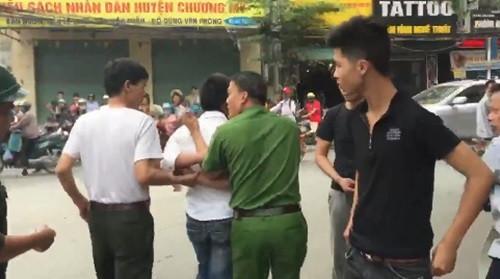 Mỹ Đức, Hà Nội: Bắt giữ 4 người gây rối trật tự tại xã Đồng Tâm