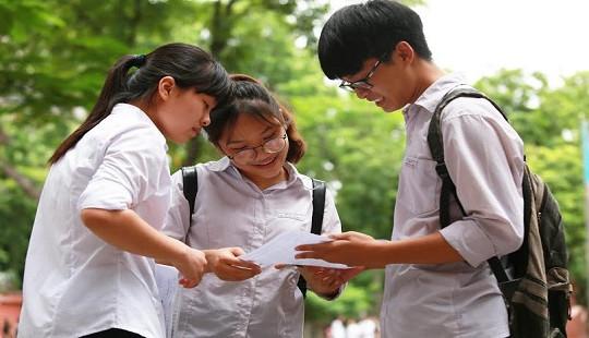 Điểm danh 20 trường có số lượng thí sinh đăng ký xét tuyển nhiều nhất