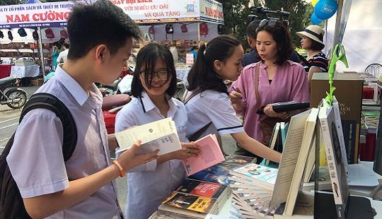"""Hải Phòng: Hơn 5.500 bài viết tham gia cuộc thi """"Viết về cuốn sách tôi yêu"""""""