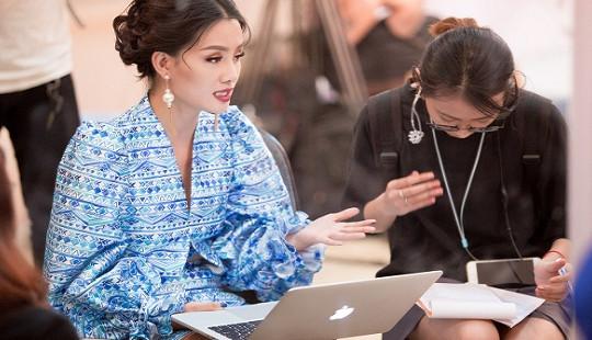 Quỳnh Chi suýt ngã quỵ vì liên tục ghi hình The Voice suốt 10 giờ đồng hồ