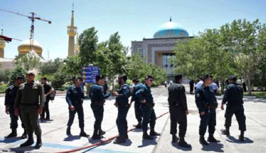 IS tiếp tục nhận trách nhiệm vụ tấn công Quốc hội Iran và lăng mộ Khomeini
