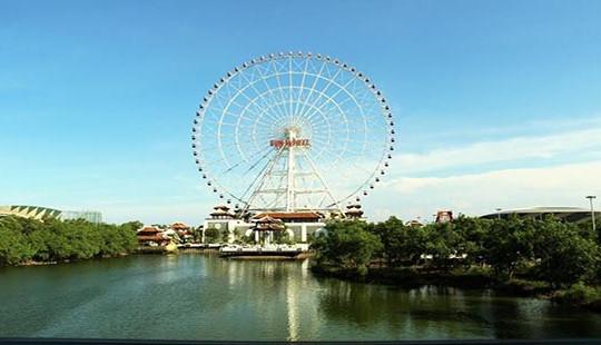 """""""Quẩy tưng bừng"""" với nhiều trò mới tại Sun World Danang Wonders (Asia Park)"""