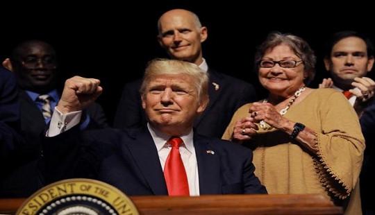 """Tổng thống Trump tuyên bố hủy """"chính sách một chiều"""" với Cuba"""
