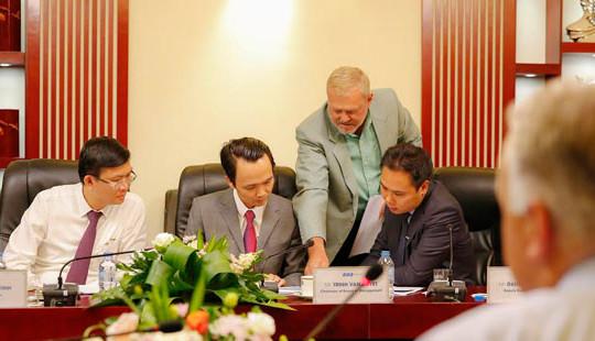 FLC đang đàm phán với Boeing mua 15 máy bay cho hãng hàng không Bamboo Airways