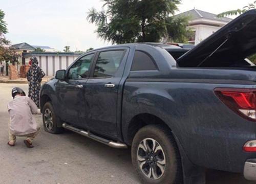Hải Dương: Giang hồ hỗn chiến, vứt xe Porsche tại hiện trường