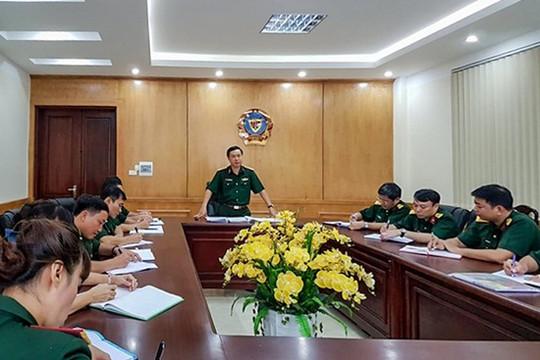 Tòa án quân sự khu vực Thủ đô Hà Nội tổ chức phiên tòa rút kinh nghiệm
