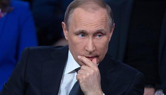 Tổng thống Nga thẳng tay đáp trả lệnh trừng phạt của phương Tây