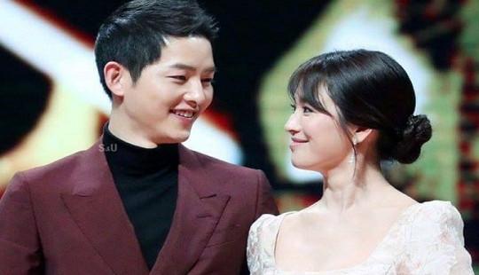 Song Hye Kyo - Song Joong Ki: Cặp đôi quyền lực của làng giải trí Hàn