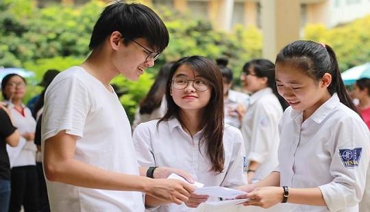 TP. HCM: Có 4 trường đại học đã công bố danh sách trúng tuyển