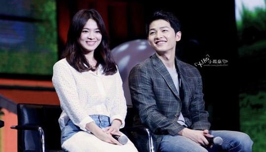 Hai gia đình Song Joong Ki và Song Hye Kyo ra mắt, bàn chuyện hôn lễ