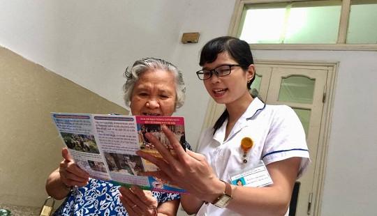 Hà Nội: 1200 ca mắc sốt xuất huyết trong 1 tuần