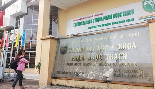Đại học Y khoa Phạm Ngọc Thạch dự kiến mức học phí cho năm học mới