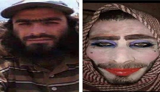 """Phiến quân IS bị """"tóm gọn"""" vì cải trang thành phụ nữ nhưng quên cạo râu"""