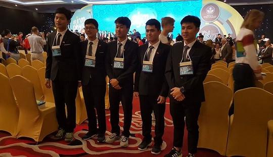 Việt Nam giành 4 Huy chương Vàng Olympic Vật lý quốc tế 2017