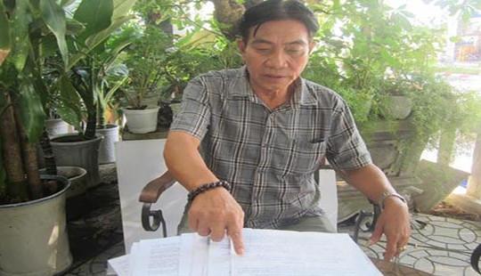 Quảng Ngãi: Chính quyền giải quyết lòng vòng, dân khiếu kiện nhiều năm