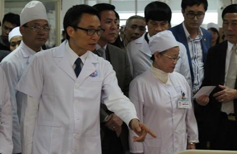 Thanh Hóa có 2 đơn vị là bệnh viện vệ tinh của Trung ương