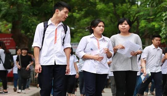 Đại học Ngoại thương điểm chuẩn cao nhất 28,25
