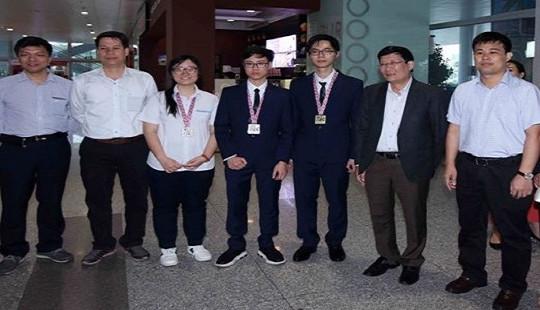 Việt Nam tham dự Olympic Sinh học: Đạt thành tích cao nhờ tính tự học tốt