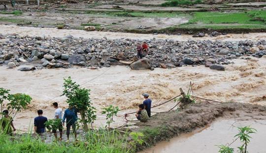 Sơn La chủ động phòng, chống dịch bệnh mùa mưa lũ