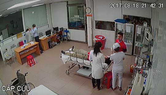 Người hành hung bác sỹ bệnh viện 115 là giám đốc công ty tư  nhân