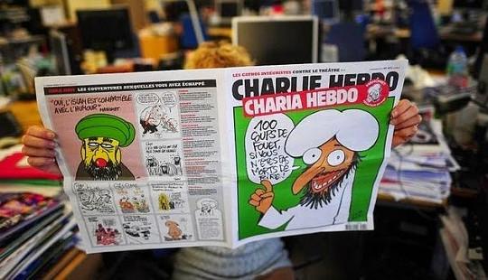 Bất chấp nguy hiểm, Charlie Hebdo lại đăng tranh châm biếm Hồi giáo