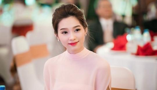 Hoa hậu Đặng Thu Thảo sắp lên xe hoa