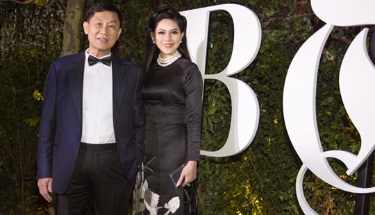 """""""Vua"""" hàng hiệu Johnathan Hạnh Nguyễn dự tiệc cùng Selena Gomez"""