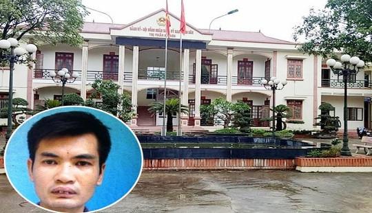 Đối tượng đâm gục Bí thư thị trấn Kỳ Sơn lĩnh 24 tháng tù