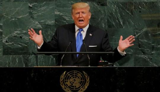"""Ông Trump đang thổi bùng thách thức toàn cầu khi đe dọa """"hủy diệt Triều Tiên"""""""